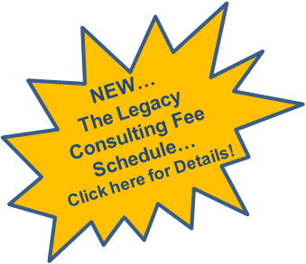 Legacy Consulting Fee Schedule Icon